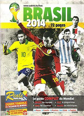 Brasil 2014, 72 Pages