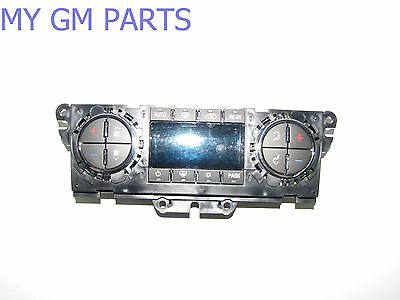 Chevy Traverse Buick Enclave A/c Heater Control 2009-2012 New Oem 25932038