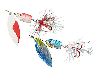 Balzer Colonel Reality 3D Lead-Head Spinner / 4g / spinner lures señuelos