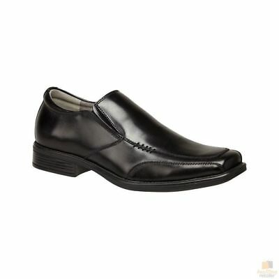 JULIUS MARLOW Majestic Leather Shoes Slip On Dress Work Formal Casual Business