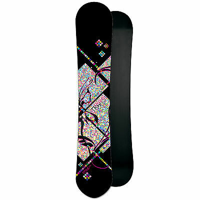 Damen Freestyle Snowboard Style Girl 146 Cm - Camber