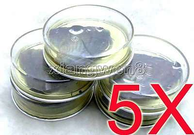 wholesale 5X Cans of Wish Pearl Oysters & natural real freshwater pearl-los526