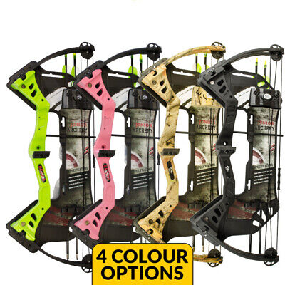 Kids Gift Pack for 8-13 Yr Old Rookie Compound Bow Kids Target Archery
