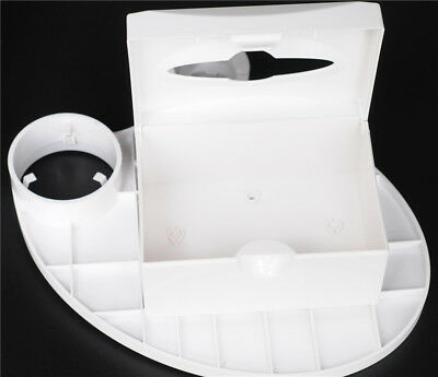 Dental Tray Disposable Cup Storage Holder Paper Tissue Box For Dental Chair 1SET