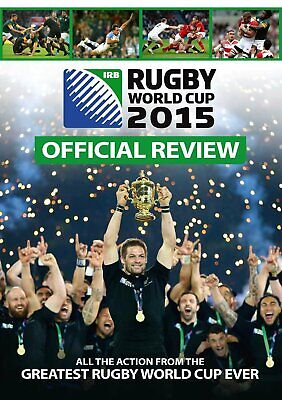 Rugby World Cup 2015 - Official Review (DVD)