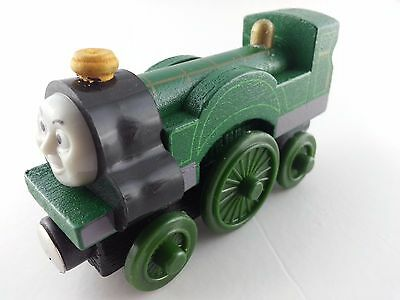 Thomas & Friends Emily Magnetic Wooden Toy Train New Loose In Stock