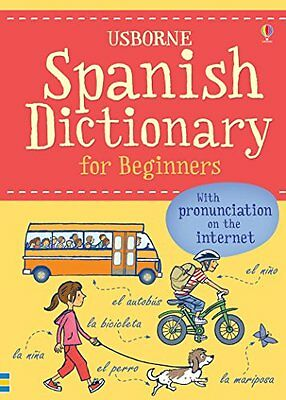 Spanish Dictionary For Beginners Holmes  Francoise 9781474903622