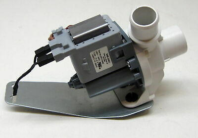 WH23X10030 for GE General Electric Washing Machine Washer Drain Pump Motor