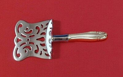 Stradivari by Wallace Sterling Silver Petit Four Server HHWS  Custom Made 6""