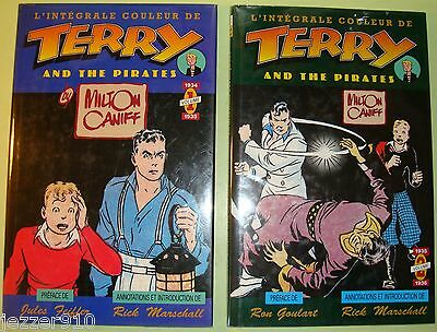 Milton Caniff ¤ Integrale Terry And The Pirates 1-2 ¤ 1991 Zenda