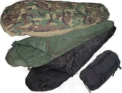 US Military 4 Piece Modular Sleep System MSS   Excellent  conditions