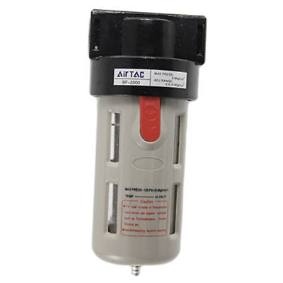 BF2000  G1/4''  Air Source Treatment Pneumatic Filtering Tool
