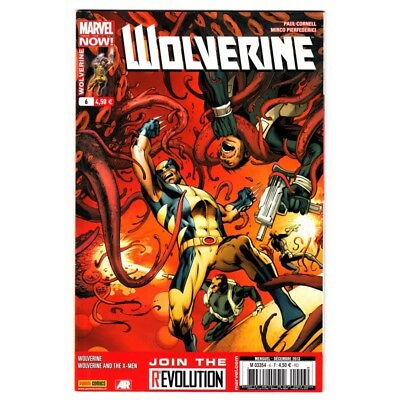 Wolverine (Marvel France - 4° Série) N° 6 - Comics Marvel