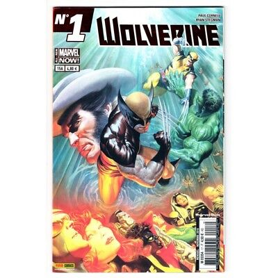 Wolverine (Marvel France - 4° Série) N° 17 (15A) - Comics Marvel