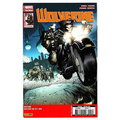 Wolverine (Marvel France - 4° Série) N° 19 - Comics Marvel