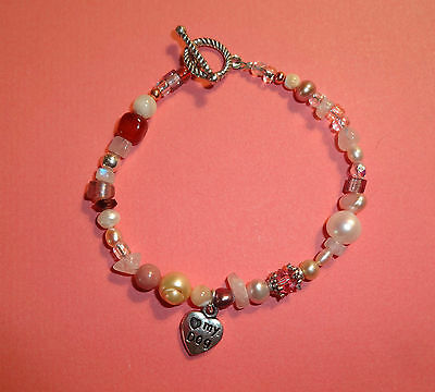 """Show of your Love for your Dog(s) with this Adorable and Stylish Bracelet 7-1/2"""""""