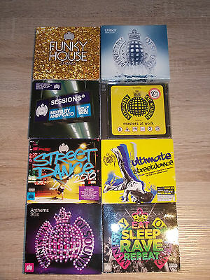 Ministry of sound anthems house triple cd album for Funky house anthems