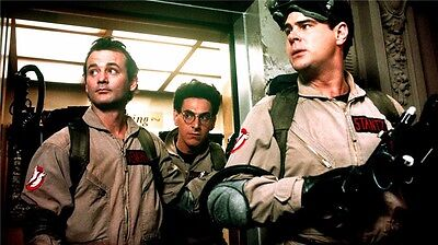 "GHOSTBUSTERS Hot Movie Art Wall Poster 24""x13"" 004"