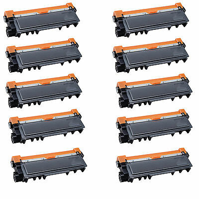 10 COMPATIBILI REMAN TONER BROTHER 2320 BK PER Brother MFC L2700DW L2740DW