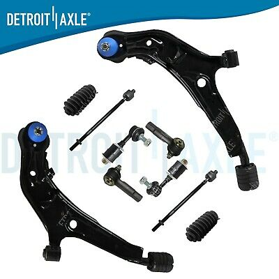 New 10pc Complete Front Suspension Kit for Infiniti I30 & Nissan Maxima