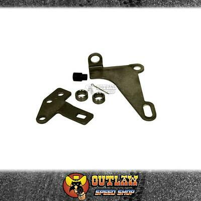 B&m Transmission Bracket & Lever Kit Gm 4L60E, 4L65E, 4L80E, 4L85E - Bm75498