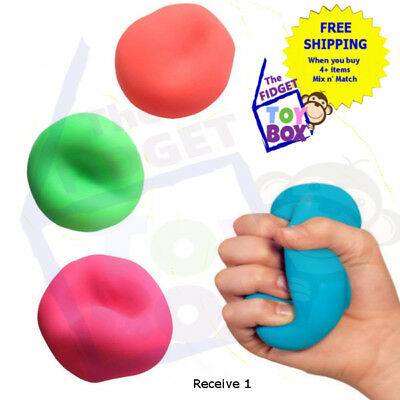 Super soft,low resistance sensory fidget toy autism occupational therapy
