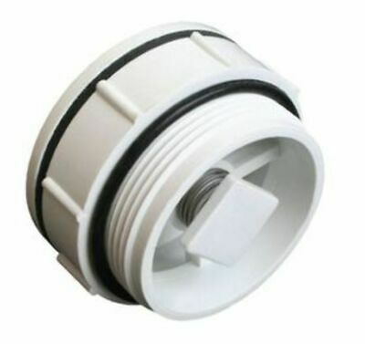 Hydrostatic Valve 50mm For Swimming Pools
