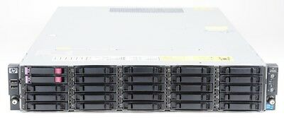 HP ProLiant SE326M1 Storage Server 2x Xeon L5630 QC 2.13 GHz 16 GB RAM 292 GB