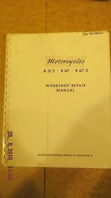 Bmw R51/3, R67, R67/2 Workshop Repair Manual 00400 [3-21]