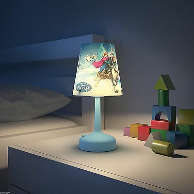 Philips Disney Frozen Portable LED Children's Bedside and Table Lamp 717960816
