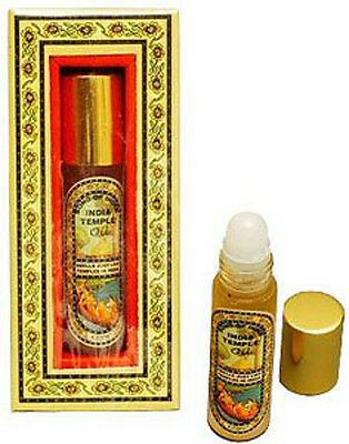 Song of India Temple Incense Oil - 8ml