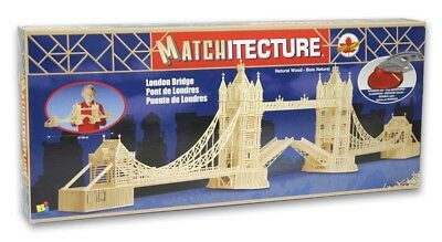 Matchitecture Tower Bridge Premium Matchstick Kit MT6631
