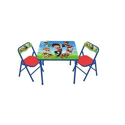 Kids Only Nickelodeon Paw Patrol Activity Table and 2 Chair Set