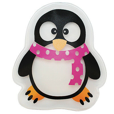 COOL IT PENGUIN - Kids Cold or Hot Pack Bump Bruises Injury Soother Reusable!!!