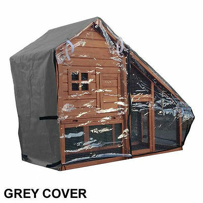 Rain Cover For Rabbit Hutch / Guinea Pig Run Covers / Pet Hutches / Ferret House