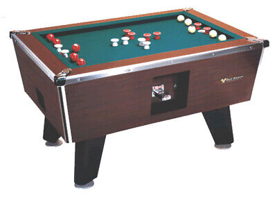 Great American Coin-Op Bumper Pool Billiards Table