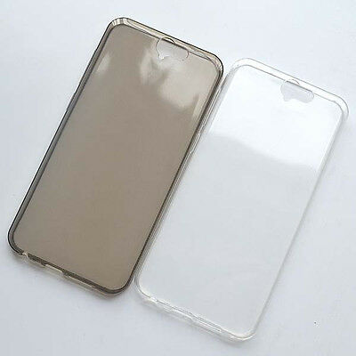 2xUltra Thin Clear Gel skin case cover For HTC One A9