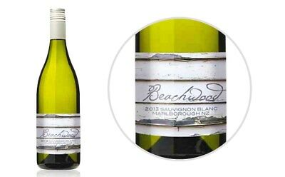 Beachwood  2013 Sauvignon Blanc Marlborough NZ  - 12 x 750ml Bottles- SYD Stock