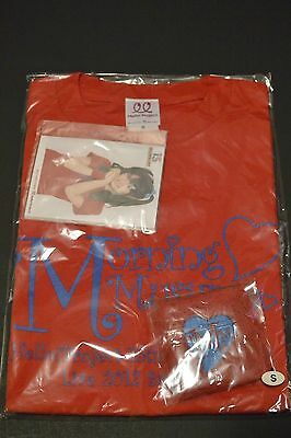 Morning Musume Summer Concert Group T-shirt. Size Small. Brand New