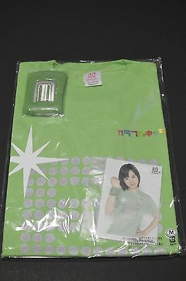 Morning Musume Ikuta Erina T-shirt. Size Medium. Brand New