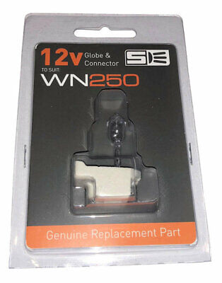 Spa Electrics WN250 12v genuine replacement globe & holder for Niche Pool Lights