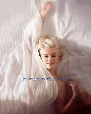 MARILYN MONROE 8X10 GLOSSY PHOTO PICTURE IMAGE 1950's Movie Star M332