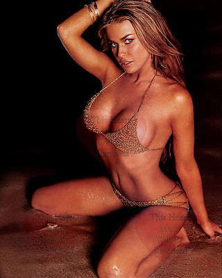 Carmen Electra Celebrity Actress 8X10 GLOSSY PHOTO PICTURE IMAGE ce60