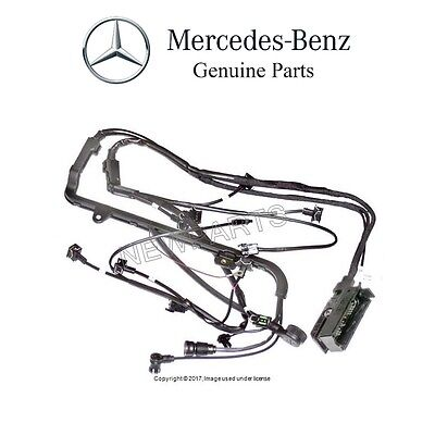 Awesome For Mercedes W140 500Sl R129 Engine Cable Wiring Harness Fuel Wiring 101 Taclepimsautoservicenl