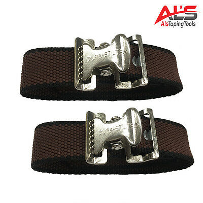 Dura-Stilt Toe Strap Kit (1 pair) (Genuine OEM) *NEW*
