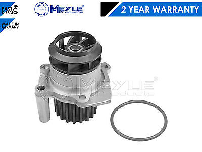 For Skoda Fabia Octavia Roomster Superb Engine Cooling Coolant Water Pump Meyle