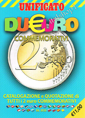 Unificato 2 Euro Commemorativi  2019