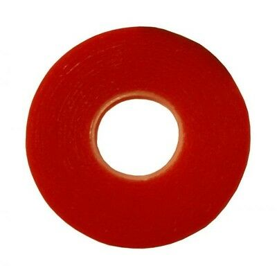 Crafters Companion 3mm Double Sided Red Liner Tape RLT3MM