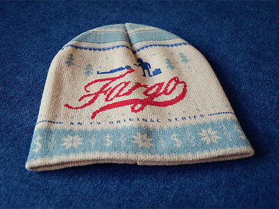 TV Serious Fargo Knit Beanie Cap Hat Print Stretchy Adult Free Size