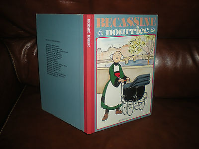 Becassine Nourrice - Edition 1979 Dos Toile